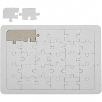 Blanko Puzzle DIN A4