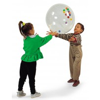 Activity-Ball 50 cm, transparent