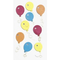 Sticker Mix Ballons